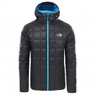 Geaca Puf Drumetie Barbati The North Face Kabru Hooded Down Tnf Black/Acous (Negru)