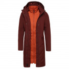 Geaca Femei The North Face Suzanne Triclimate Sequoia Red (Grena)