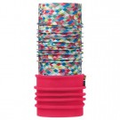 Neck Tube Buff Polar Jr Pierrot Multi / Pink Fluor