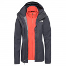 Geaca Drumetie Femei The North Face Evolve Ii Triclimate Vanadis Grey/Ra (Gri)