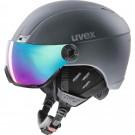 Casca Ski si Snowboard Unisex Uvex Hlmt 400 Visor Style OTG Titanium Mat (Antracit)