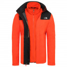 Geaca Drumetie Barbati The North Face Evolution Ii Tricl Tnf Red/Tnf Black (Rosu)