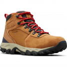 Ghete Barbati Columbia Newton Ridge Plus II Suede Wp Maro