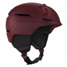 Casca Ski Unisex Scott Symbol 2 Plus Merlot Red