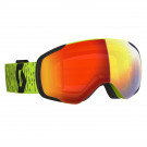 Ochelari Ski Unisex Scott Vapor Yellow/Enhancer Red Chrome