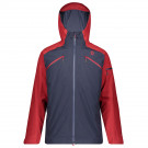 Geaca Ski Barbati Scott Ultimate Gtx 3In1 Wine Red/Blue Nights