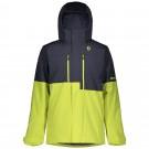 Geaca Ski Barbati Scott Ultimate Dryo 10 Blue Nightsime Yellow