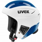 Casca Ski si Snowboard Unisex Uvex Race+ White-Blue (Alb)