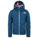 Geaca Fete Hiking The North Face Reversible Perrito Bleumarin
