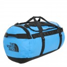 Geanta Voiaj The North Face Base Camp Duffel - L 95L Clear Lake Blue/Tnf Black (Albastru)