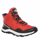 Ghete Drumetie Femei The North Face W Activist Mid Futurelight Cayenne Red/Tnf Black (Rosu)