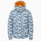 Geaca Puf Activitati Urbane Femei The North Face W Liberty Sierra Down Jacket Liberty Mount Print (Multicolor)