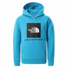 Hanorac Casual Copii The North Face Youth Box P/O Hoodie Albastru