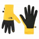 Manusi Drumetie Barbati The North Face Etip Recycled Glove Summit Gold/Tnf Black (Galben)