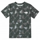 Tricou Drumetie Copii The North Face Youth S/S Reactor Tee Gri