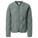 Geaca Puf Casual Femei The North Face M66 DOWN JACKET Verde