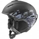 Casca Ski si Snowboard Unisex Uvex Primo Style Black Mat (Negru)