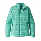Geaca Femei Hiking Patagonia Down Sweater Verde Deschis