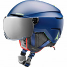 Casca Ski Copii Atomic SAVOR VISOR JR Blue