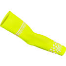 Maneci compresie Compressport Fluo Arm Force Yellow