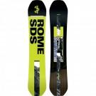 Placa Snowboard Unisex Rome National 154 Multicolor