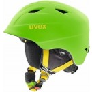 Casca Ski si Snowboard Uvex Airwing II Pro Green