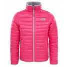 Geaca The North Face Reversible Mossbud Swirl G Roz