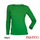 Bluza First Layer Merinito 200G W Verde