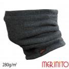 Caciula / Tub Unisex Merinito Soft Fleece 100% Lana Merinos Gri