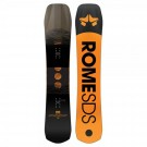 Placa Snowboard Unisex Rome Ravine Select 155 Multicolor
