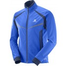 Geaca Schi Nordic Salomon RS Warm Softshell M Bleu