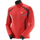 Geaca Schi Nordic Salomon RS Warm Softshell M Rosu