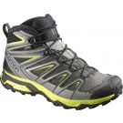 Incaltaminte Hiking Salomon X Ultra 3 Mid GTX M Gri