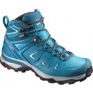 Incaltaminte Hiking Salomon X Ultra 3 Mid GTX W Bleu