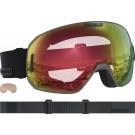 Ochelari Ski si Snowboard Salomon S/Max Photo Bronze/All Weather Red Gri