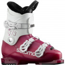 Salomon Clapari Ski T3 RT Girly Copii Roz