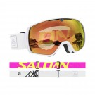 Salomon Ochelari Ski Unisex XT ONE PHOTO SIGMA White/AW PR (Negru)