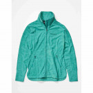 Polar Drumetie Femei Marmot Pisgah Fleece Jacket Deep Jungle (Verde)