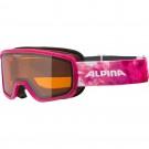Ochelari Schi si Snowboard Alpina Scarabeo S DH pink translucent