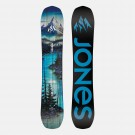 Placa Snowboard Barbati Jones Frontier Multicolor 162 cm