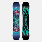 Placa Snowboard Femei Jones Twin Sister Multicolor 149 cm