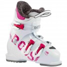 Clapari Ski Copii Rossignol FUN GIRL 3 Alb