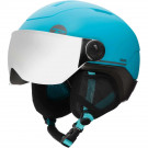 Casca Ski Copii Rossignol Whoopee Visor Impacts Blue/Black (Albastru)