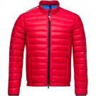 Geaca Ski Barbati Rossignol Verglas Hero Jkt Neon Red (Rosu)