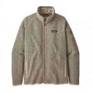 Bluza Drumetie Femei Patagonia Better Sweater Jacket Bej