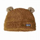 Caciula Copii Patagonia Baby Furry Friends Hat Beech Brown (Maro)