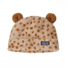 Caciula Copii Patagonia Baby Furry Friends Hat Dear Dear: Tuber Tan (Multicolor)