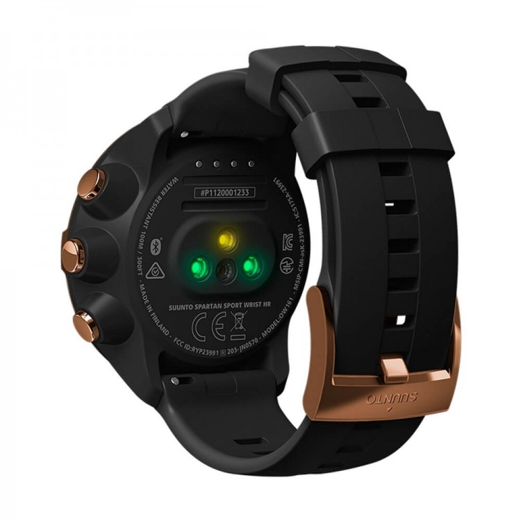 ss023310000 suunto spartan sport wrist hr copper special edition