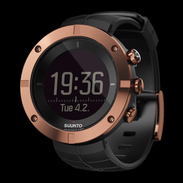 Ceas Multisport Suunto Kailash Copper GPS - SS021815000 5