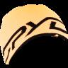Caciula Spyder Reversible Innsbruck Negru/Portocaliu